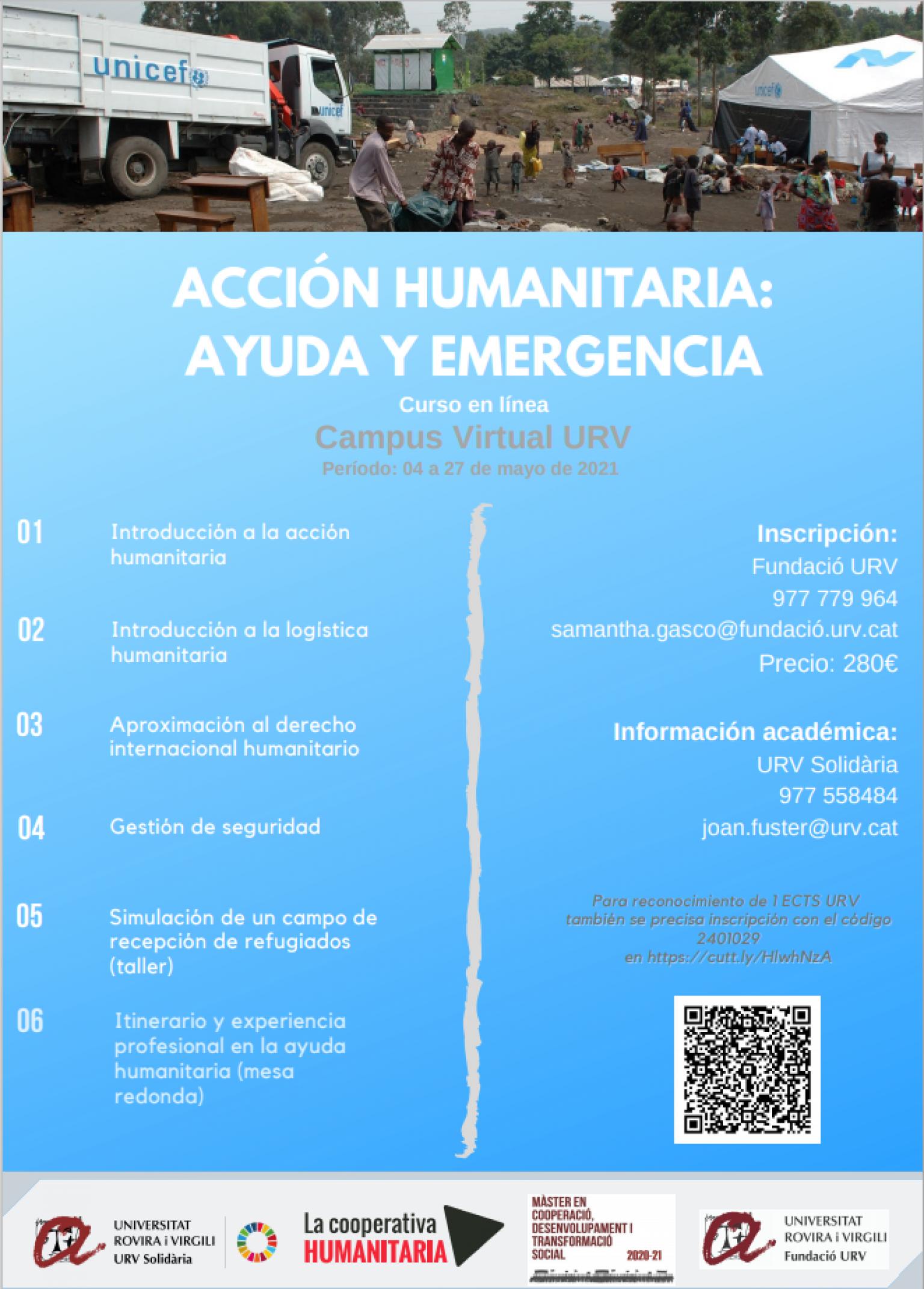 URV_Acción Humanitaria