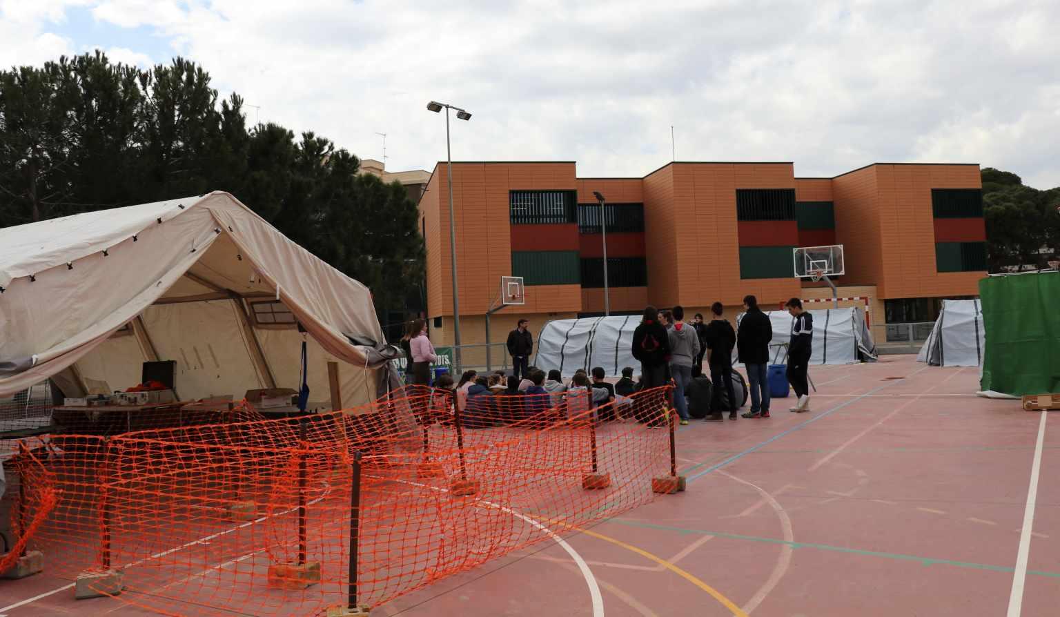 La Cooperativa Humanitaria - Experiència a l'Escola Montagut